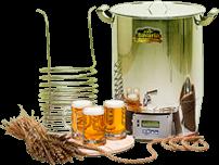 Настоящая зерновая пивоварня у вас дома!