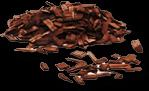 С помощью дубовых чипсов получайте отличный коньяк. Строго рекомендуем.