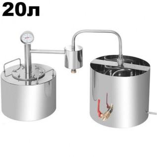 Добрый жар Дачный 20 литров