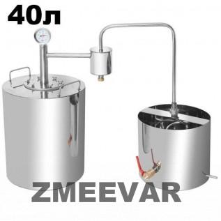 Добрый жар Дачный 40 литров