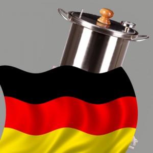 Немецкая коптильня