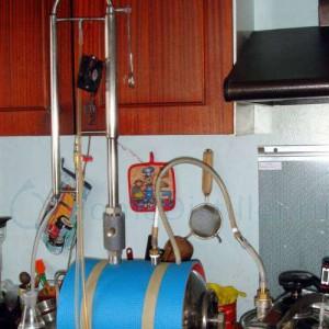 Пленочная колонна