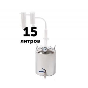 Перегонный куб Финляндия 15 литров