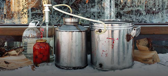Как варить самогон